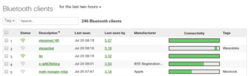 BLE Scanning API - Cisco DevNet