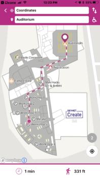 Wayfinding with Mapwize - Cisco DevNet